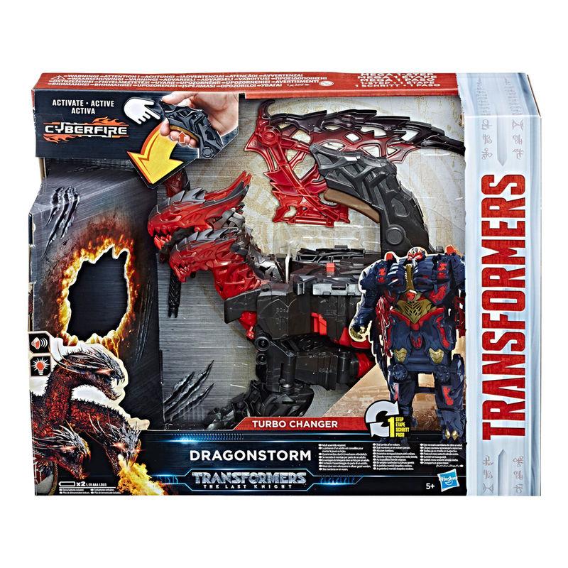 Figura Dragonstorm Transformers