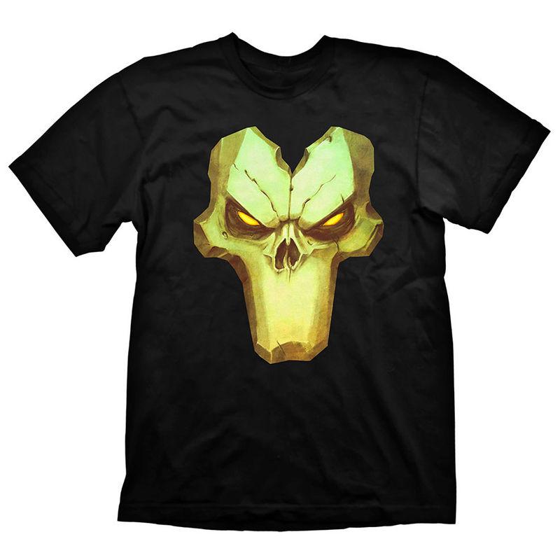 Camiseta Death Mask Darksiders 2