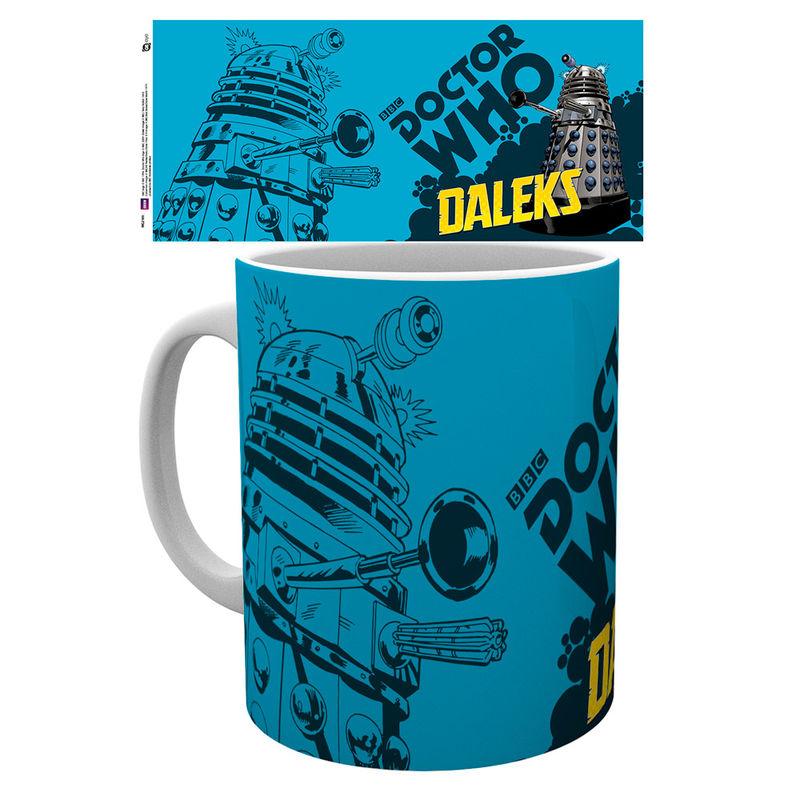 Taza Doctor Who Universe Dalek