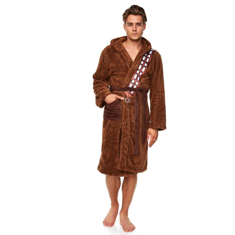 Albornoz Chewbacca Star Wars hombre