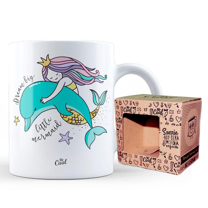 Taza Dream Big Little Mermaid