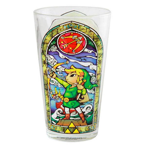 Vaso cristal Link Zelda