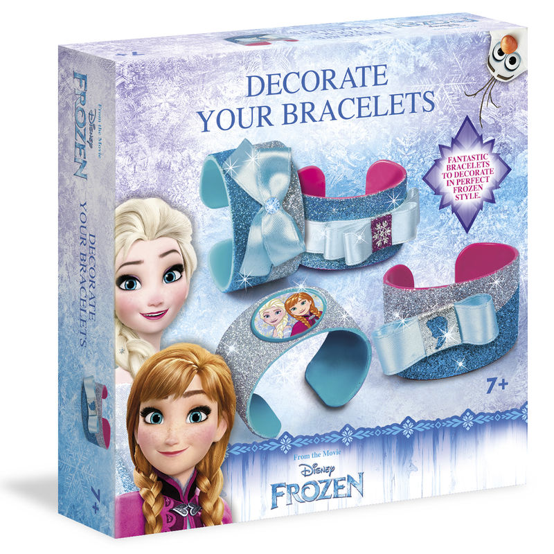 Brazaletes Frozen 2 Disney