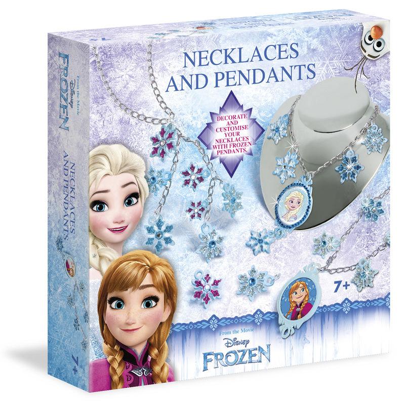 Colgantes Frozen 2 Disney