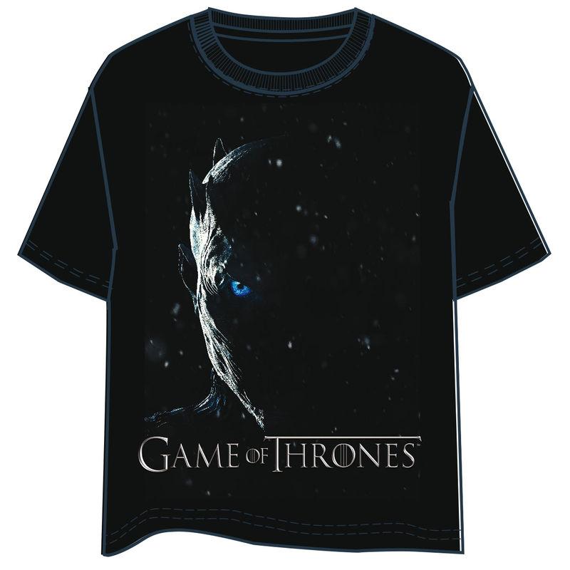 Camiseta Rey de la Noche Juego de Tronos adulto