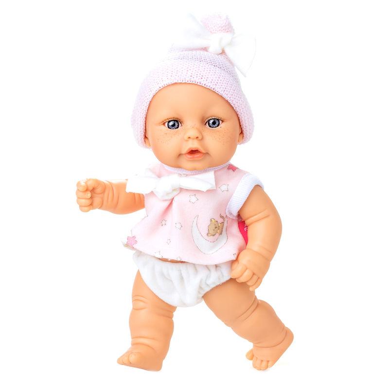 Muñeca Mini Baby camisa rosa