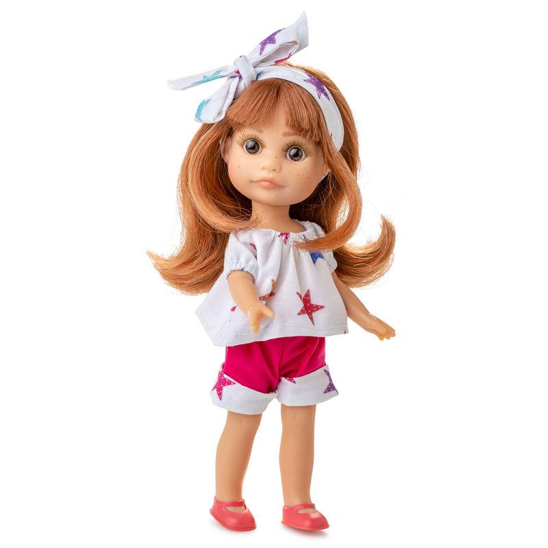 Muñeca Luci vestido estrellas