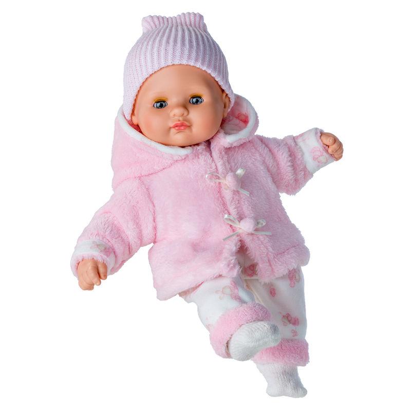 Muñeca Baby Shoes rosa