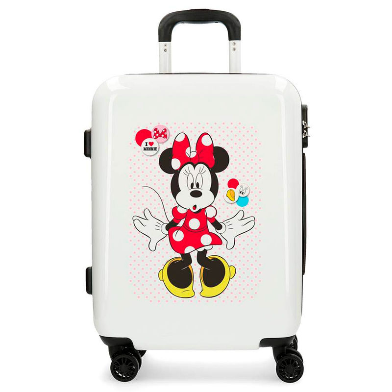 Maleta trolley Minnie Enjoy the Day Love Disney 4r 55cm