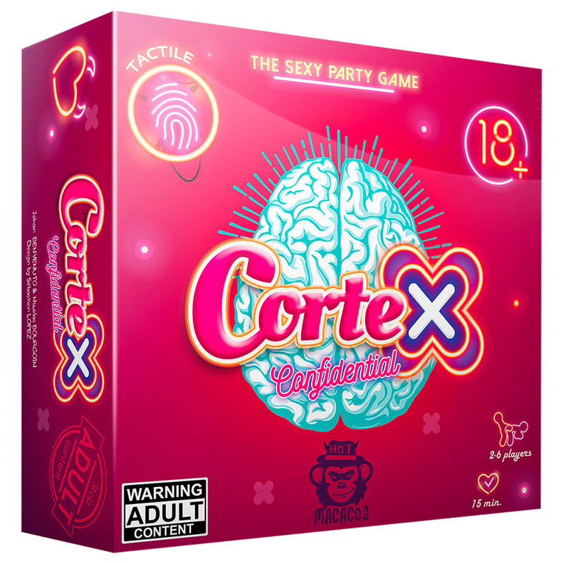 Juego mesa CorteXXX Confidential