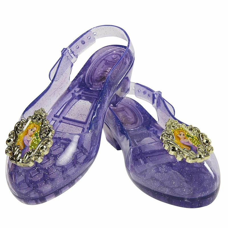 Zapatos luminosos Rapunzel Disney