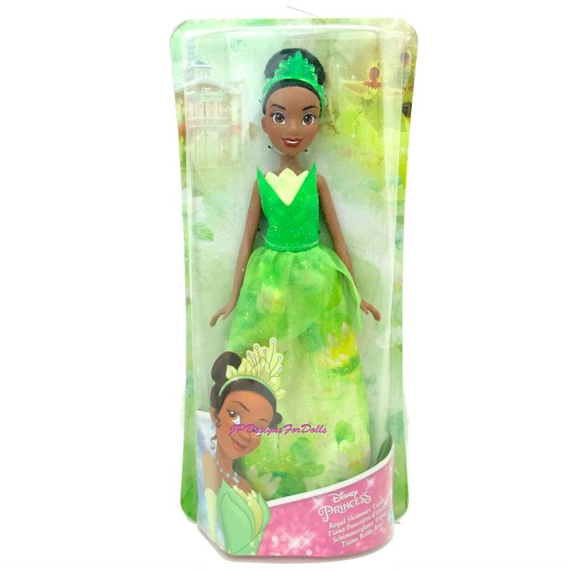 Muñeca Tiana y el Sapo Disney