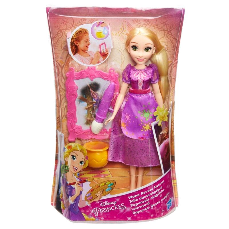 Muñeca Rapunzel Lienzo Magico Disney