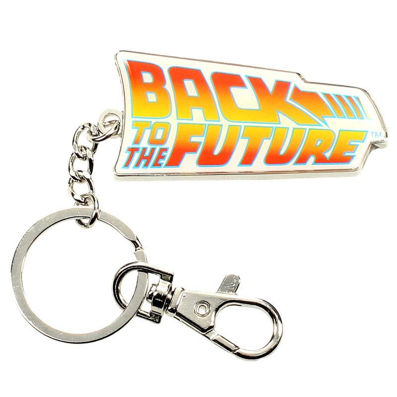 Llavero metal Regreso al Futuro