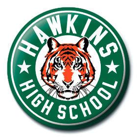 Chapa Hawkins High School Stranger Things