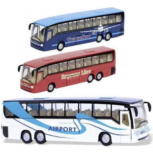 Autobus Die Cast Teamster surtido