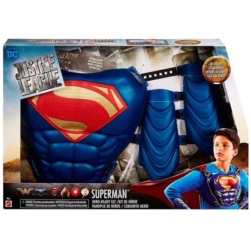 Kit Superheroe Superman DC Comics