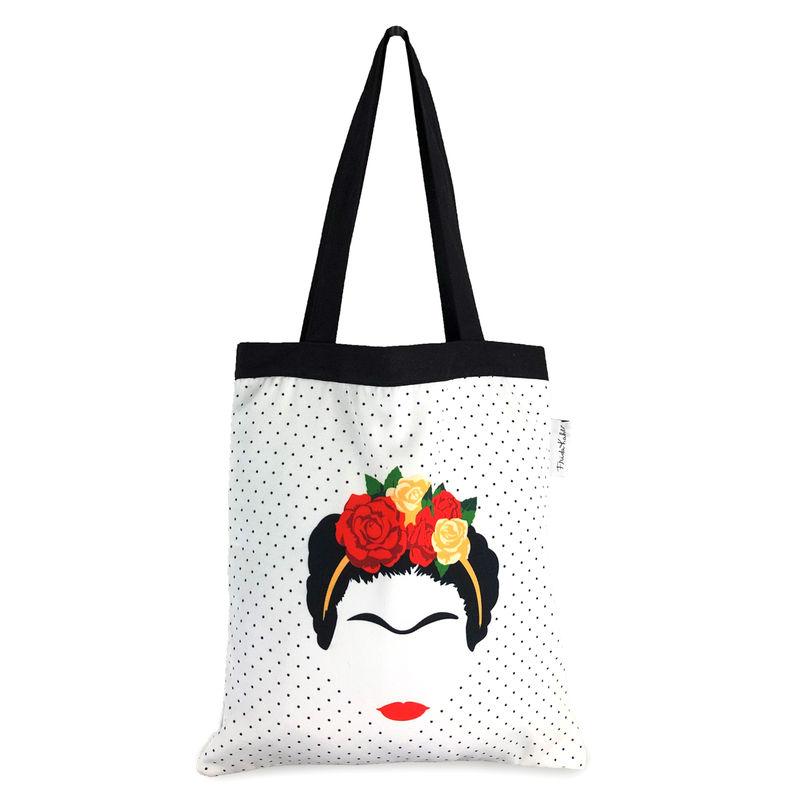 Bolso shopping Frida Kahlo