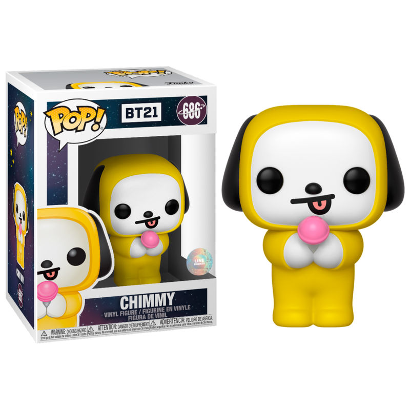 Figura POP BT21 Chimmy