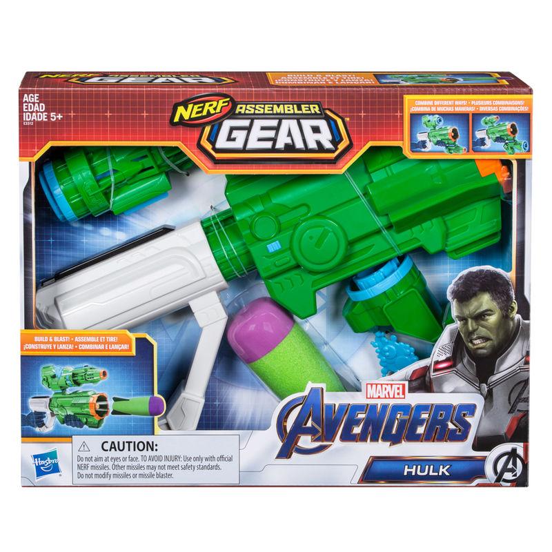 Lanzador Assembler Gear Hulk Vengadores Avengers Marvel