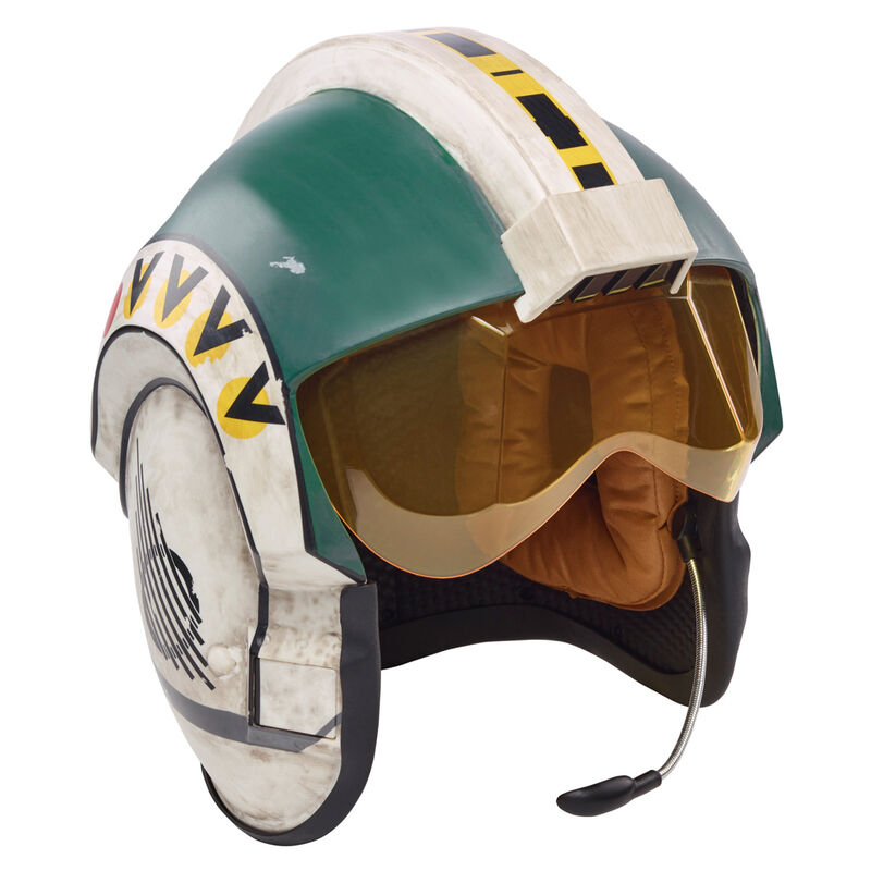 Casco electronico Wedge Antilles Star Wars