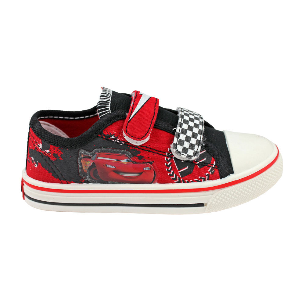 Zapatillas Cars Disney lona velcro