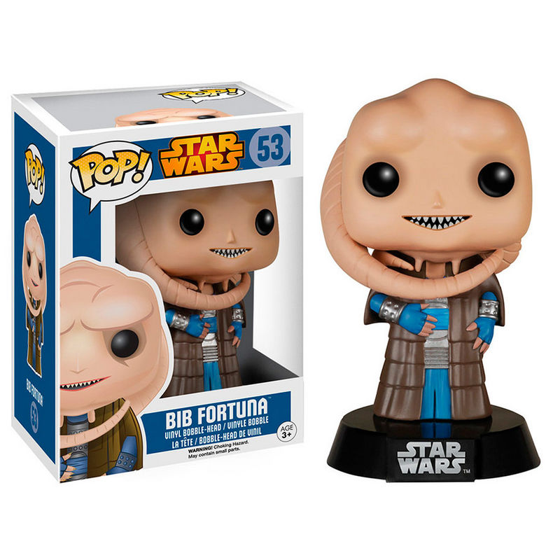 Figura POP Star Wars Bib Fortuna