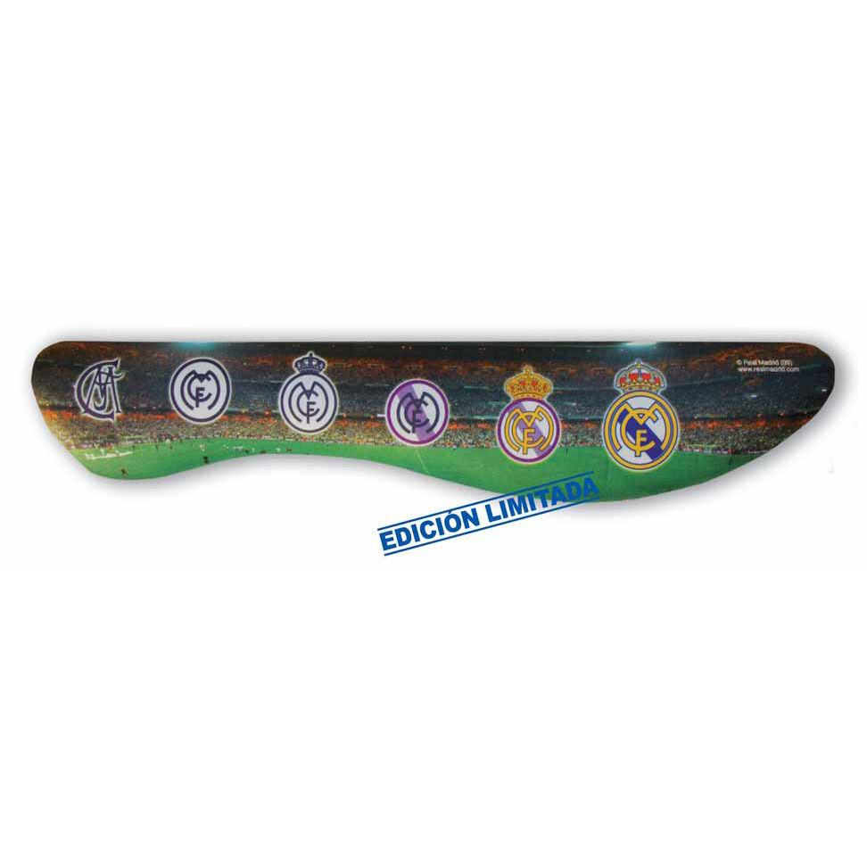 Alfombrilla teclado gel muñecas Real Madrid