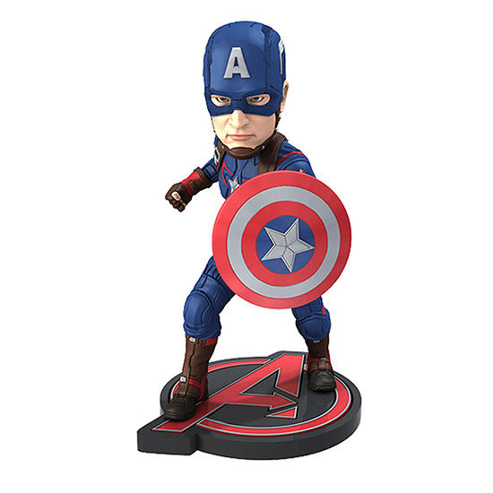 Figura Head Knocker Extreme Capitan America Vengadores Age of Ultron 18cm