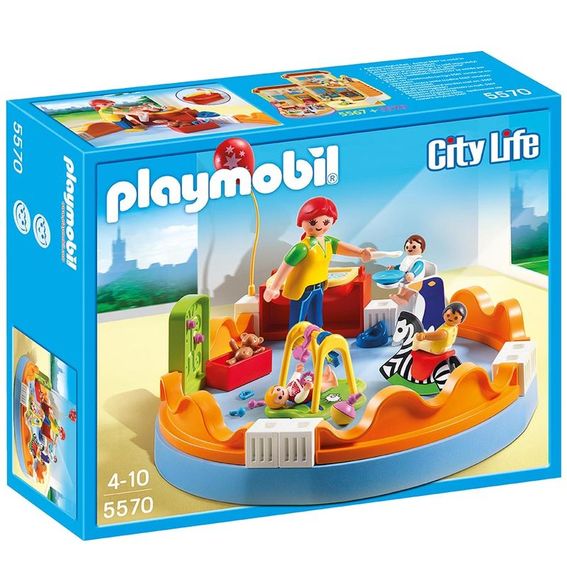 Zona bebes Playmobil City Life
