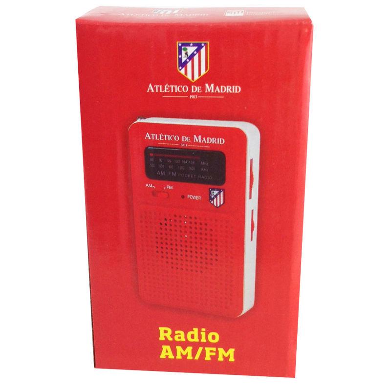 Radio AM/FM Atletico Madrid