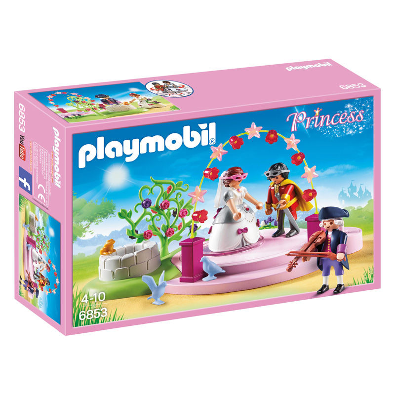 Princesa Sol Caballo Playmobil Princess