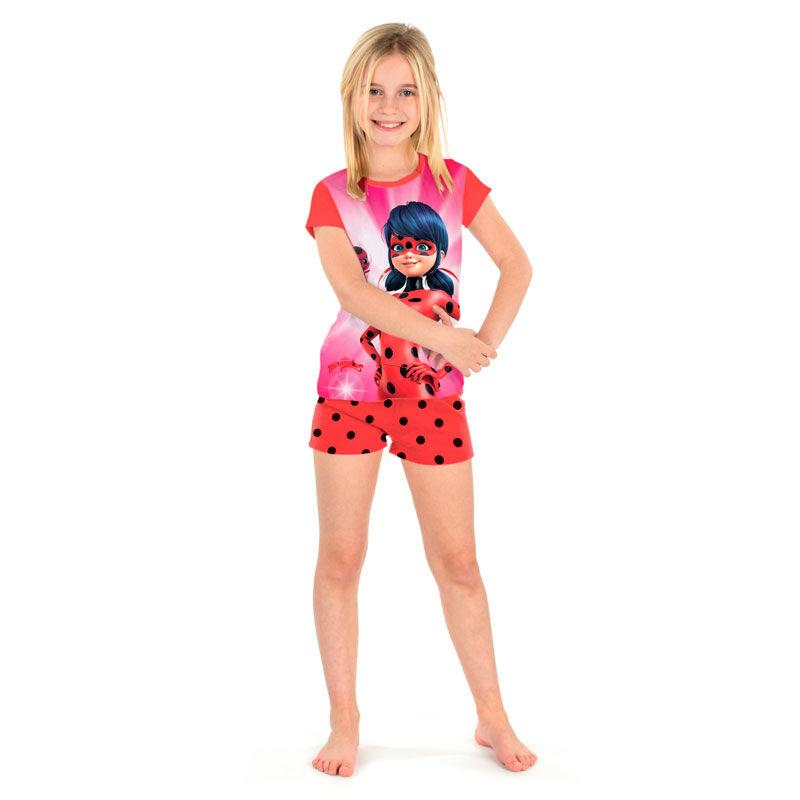Pijama Prodigiosa Ladybug