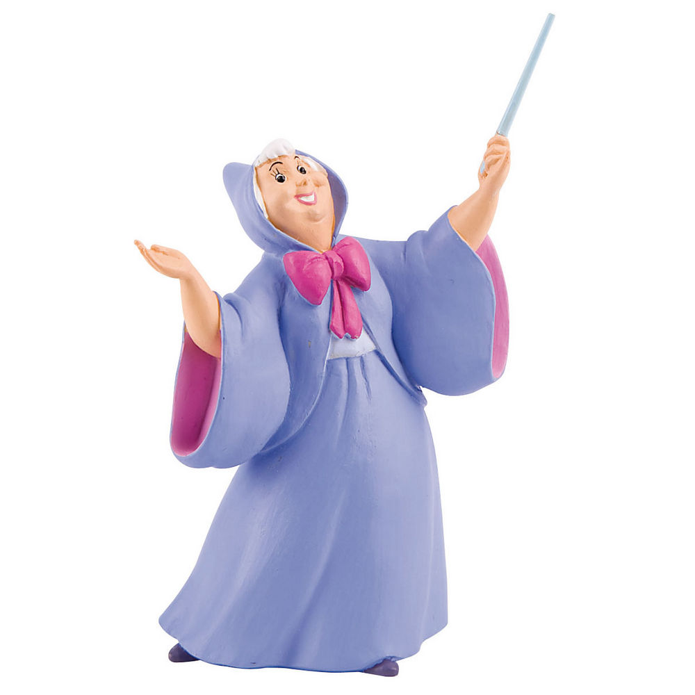 Figura Hada Madrina Cenicienta Disney