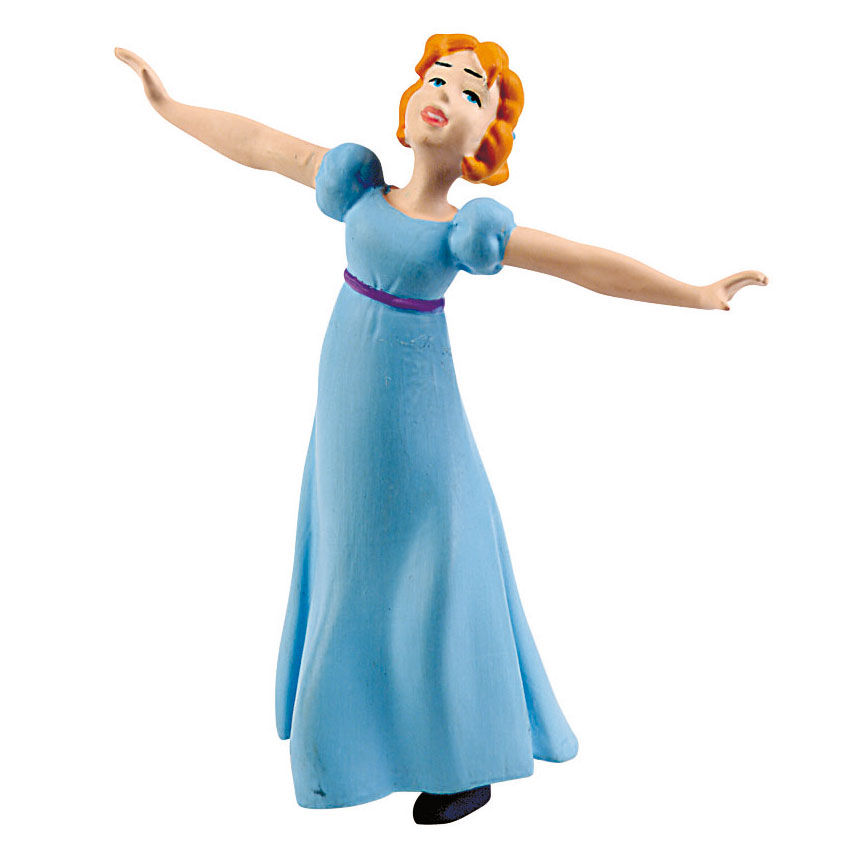 Figura Wendy Peter Pan Disney