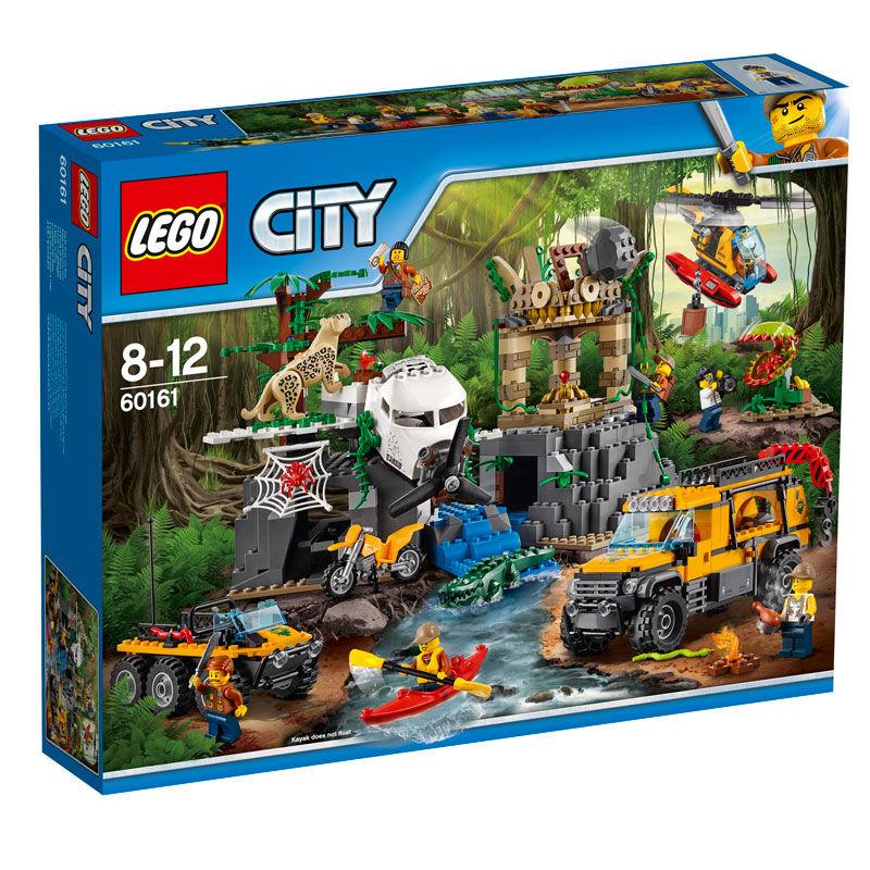 Jungla: Area de exploracion Lego City