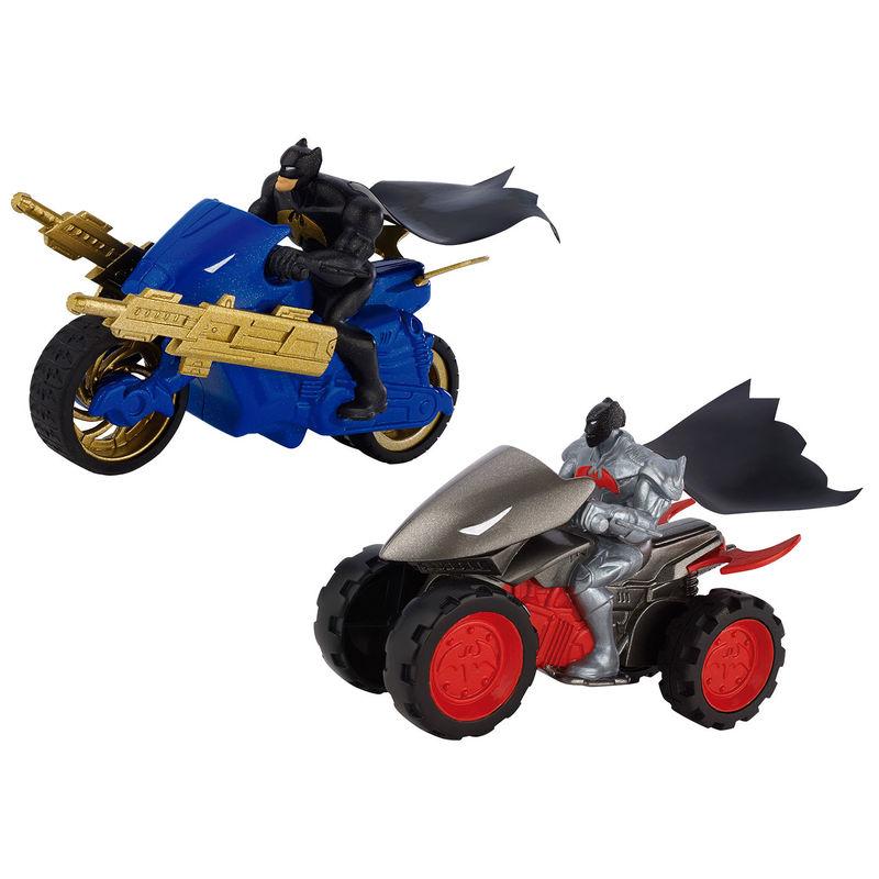 Vehiculos Batman DC Comics surtido