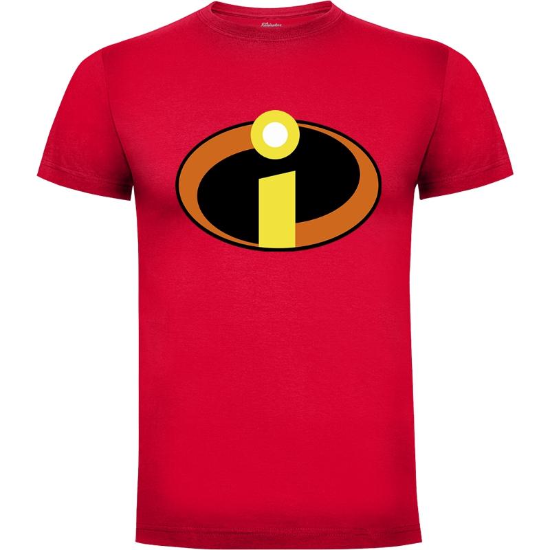 Camiseta Los Increibles