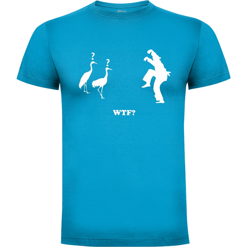 Camiseta La Grulla