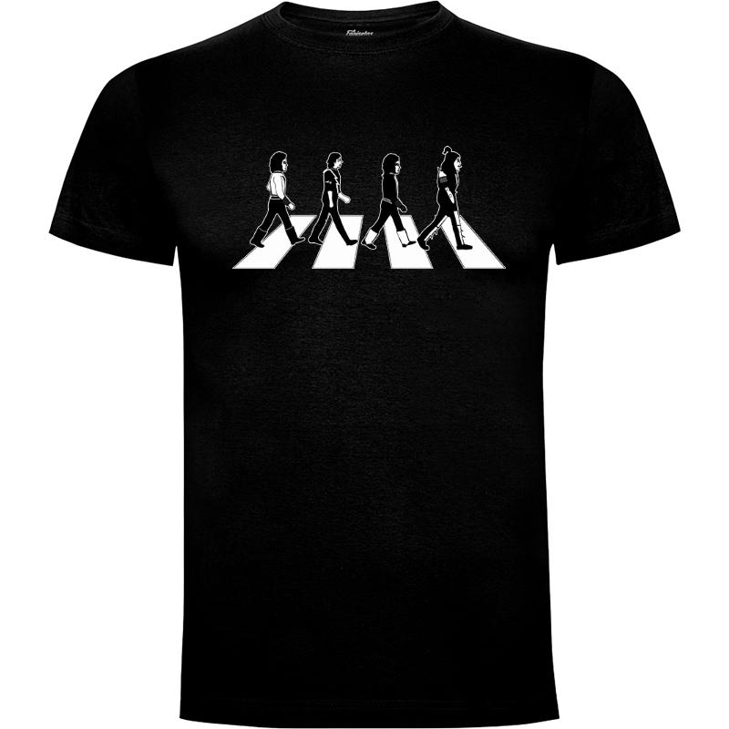 Camiseta Kiss Road