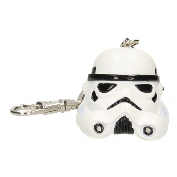 Llavero casco Stormtrooper 3D
