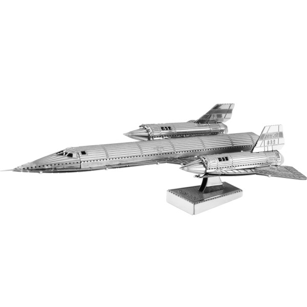 Metal Works: Avión Blackbird