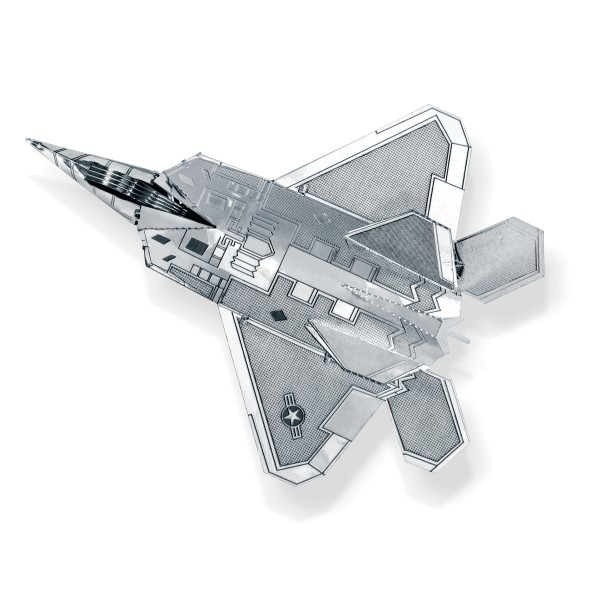 Metal Works: Caza F-22 Raptor