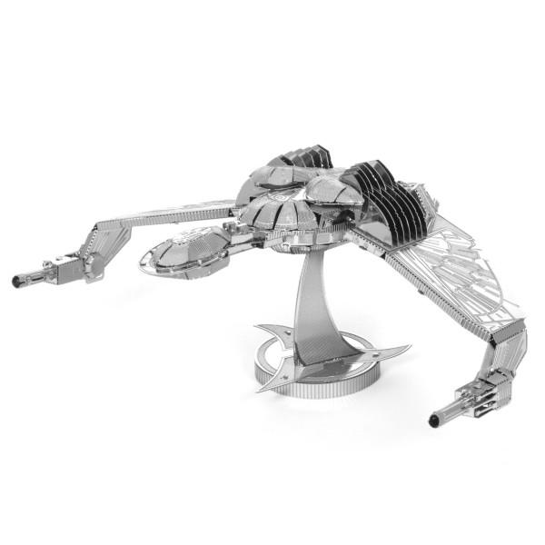 Metal Works: Pajaro de presa Klingon - Colección Star Trek