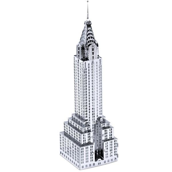 Metal Works: Torre Chrysler
