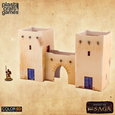 Pcg: Arab Village Entrance