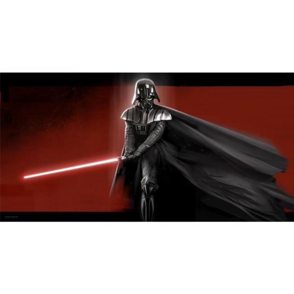 Poster Darth Vader con cristal templado