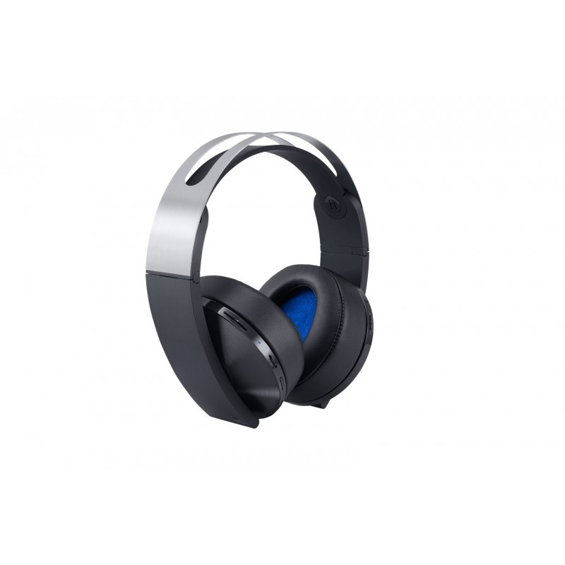 Ps4 Platinum Wireless Head Set