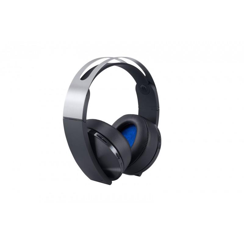 Ps4 Platinum Wireless Head Set