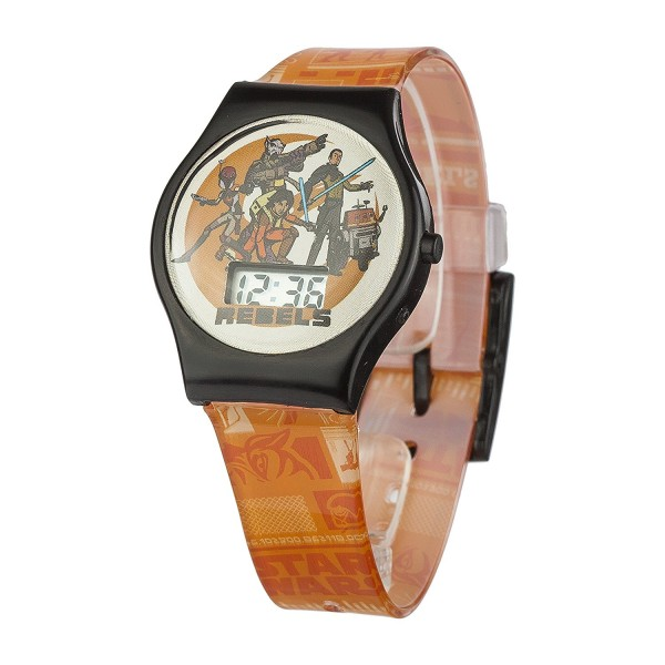 Reloj de pulsera digital Rebels Ed.